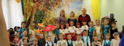 В детском саду «Улыбка» в Строителе прошло празднование Покрова Пресвятой Богородицы