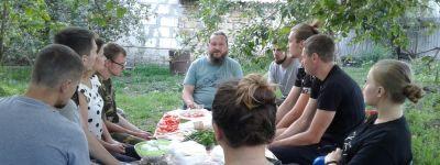 Состоялся слёт молодёжи Прохоровского благочиния