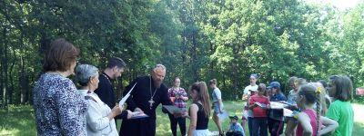 Последний звонок прозвучал в Борисовской воскресной школе