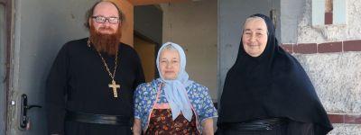 Исполнился ровно год, как в Николо-Тихвинском монастыре в Пятницком начались ремонтно-восстановительные работы
