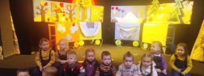 Воспитанники православного детского сада впервые побывали в театре