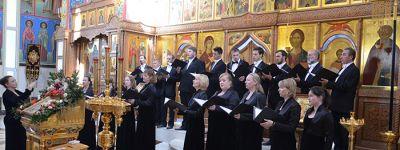 «Всенощное бдение» Рахманинова исполнят в старооскольском храме Сергия Радонежского