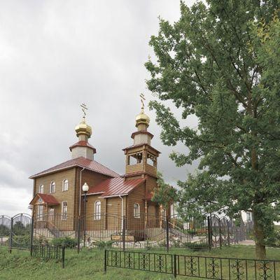 Храм Архистратига Михаила в Глуховке
