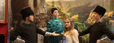 Премьеру спектакля «Легенды Варзии» представил белгородский православный театр «Лествица»
