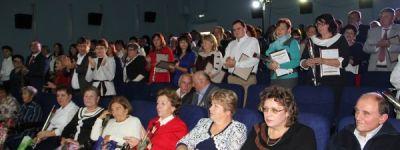 Грайворонский благочинный поздравил учителей с праздником