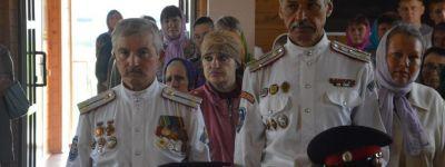 Накануне дня Святителя Николая епископ Губкинский совершил всенощное бдение в Свято-Никольском храме села Нижние Пены