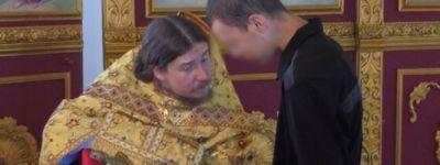 С молебна начался день открытых дверей для родственников осужденных в белгородском СИЗО-3