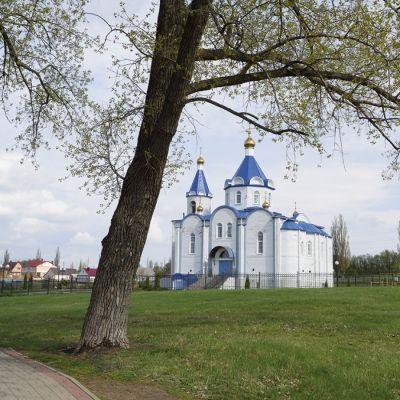 Храм Благовещения Пресвятой Богородицы в селе Ясные Зори