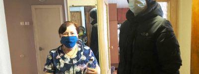 Акцию «Крещенская вода с доставкой на дом» вновь организовали в городе Алексеевка