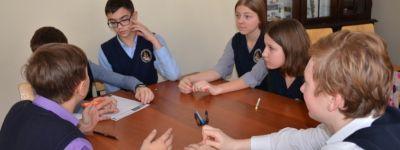 Команда «Яндекс» старооскольской православной гимназии победила в соревновании по безопасному интернету