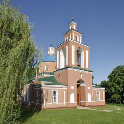 Храм иконы Божией Матери «Знамение» в селе Красный Куток
