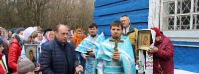 Престольный праздник отметили в Казачьей Лисице