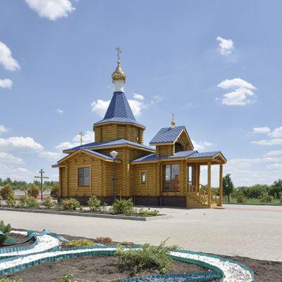 Храм Покрова Пресвятой Богородицы в селе Нижняя Покровка