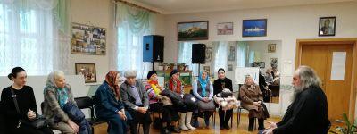 Собрание прихода состоялось в Смоленском соборе в Белгороде