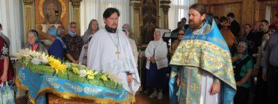 Праздник в честь Рождества Богородицы состоялся в домовом храме Белгородской семинарии