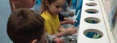 Воспитанники православного детского сада в Белгороде совершили путешествие в Страну Здоровья