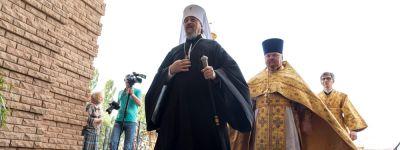 Белгородский митрополит отметил день тезоименитства