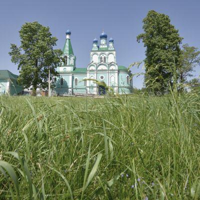 Храм Успения Пресвятой Богородицы в селе Пушкарное