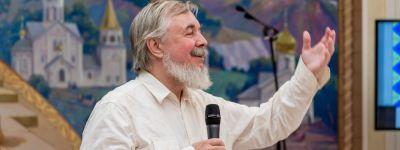 Гостем митрополичьей Литературной гостиной стал русский публицист Александр Казинцев