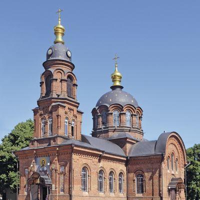 Александро-Невский собор в Старом Осколе