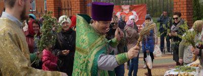 Проект Краснояружского благочиния «Добродетель любви - родник милосердия»  получил областной грант