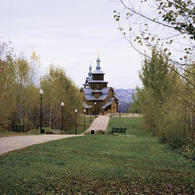 Храм священномученика Игнатия Богоносца в городе Валуйки