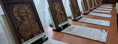 Выставка икон для незрячих работала в Грайвороне