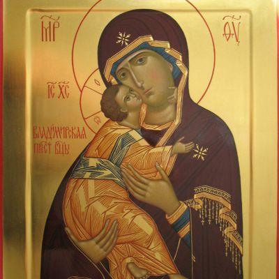 Иконопись в Борисовке