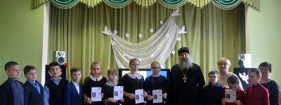 Праздник Благовещения встретили в Жуково