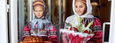 Престольный праздник встретили в селе Холодное