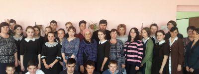 Круглый стол, посвящённый «Русскому слову», провели в Борчанской школе