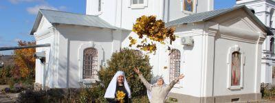 Духовник белгородского сестричества милосердия отслужил Божественную литургию в честь Сергия Радонежского
