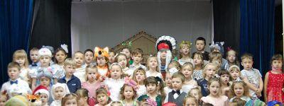Православная детская  театральная студия «Свеча» показала постановку по рассказу Фёдора Достоевского «Мальчик у Христа на ёлке»