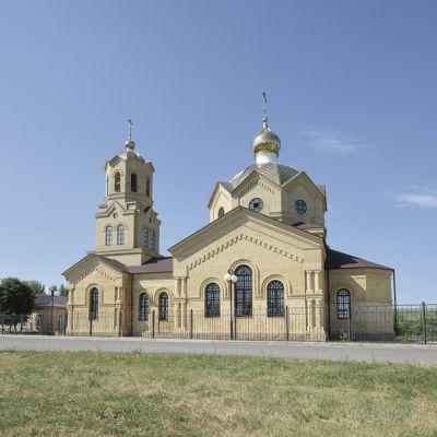 Храм Рождества Пресвятой Богородицы в Колтуновке