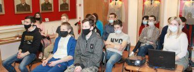 Студенты Вейделевского техникума узнали как Александр Невский стал святым