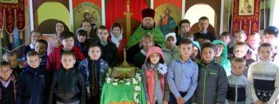 Престольный праздник отметили в Васильевке