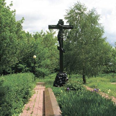 Поклонный крест в хуторе Сторожевое