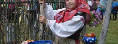 В православный праздник в селе Глинное провели фестиваль русской куклы