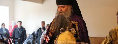 Епископ Валуйский посетил с архипастырским визитом подворье бывшего Николо-Тихвинского женского монастыря в Пятницком