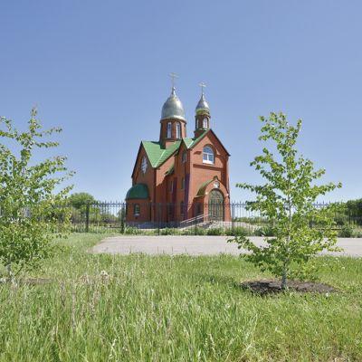 Храм Святителя Иоанна Златоуста в городе Валуйки