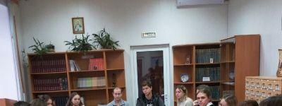 Круглый стол «Духовное осмысление Великой Победы: между верой и атеизмом» провели в Белгородской духовной семинарии