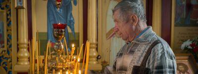 Пономарь храма Сретения Господня в Лапыгино поведал о том, как открыл тайну своего имени