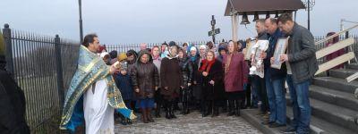 Престольные праздники отметили в Андреевке и Кривошеевке