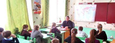 Притчу о возвращении блудного сына попытались понять школьники из Ютановки