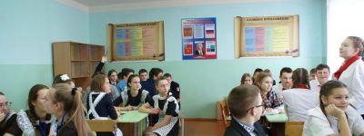 Красненские школьники показали глубокие знания Ветхого и Нового Заветов, христианской этики, церковного искусства и русской литературы