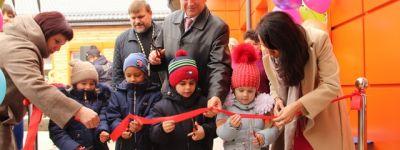 Благочинный Валуйского округа освятил новый детский сад в Шелаево