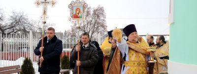 Новый храм в честь преподобного Сергия Радонежского освятили в Селиваново
