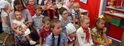 Православная ярмарка минского Свято-Елисаветинского монастыря «Кладезь» открылась в Старом Осколе