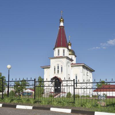 Храм Вознесения Господня в селе Белый Колодезь