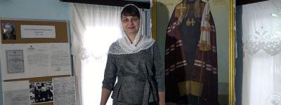 Акция «Мой экспонат в музее» продолжается в Доме-музее архиепископа Онуфрия (Гагалюка) в Старом Осколе